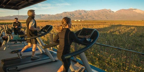 7 Hotel Gyms That Will Motivate You To Work Out On Vacation