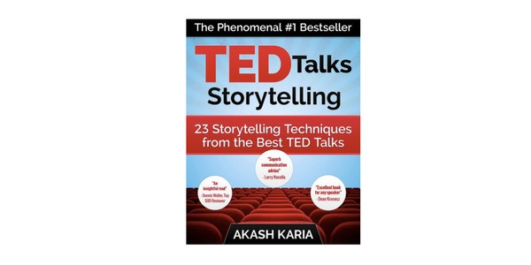 How To Tell Stories Like TED Speakers