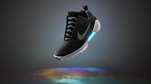 Nike's Self-Lacing HyperAdapt Sneakers Are Returning In 2019