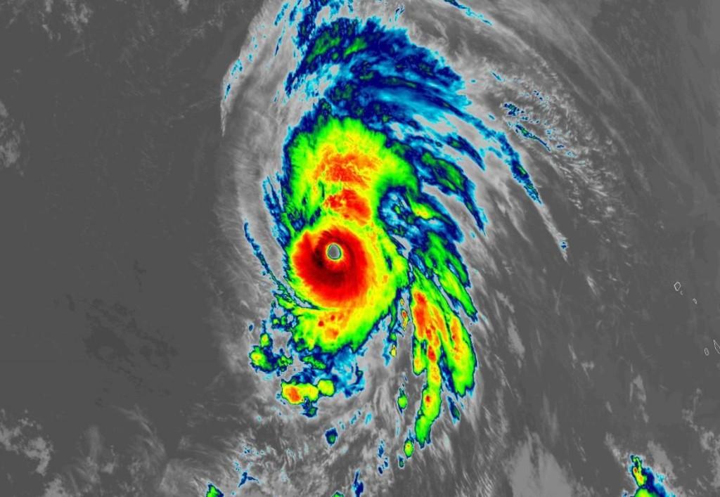 Hurricane Lorenzo Is The Strongest Hurricane On Record In The Eastern Atlantic Ocean