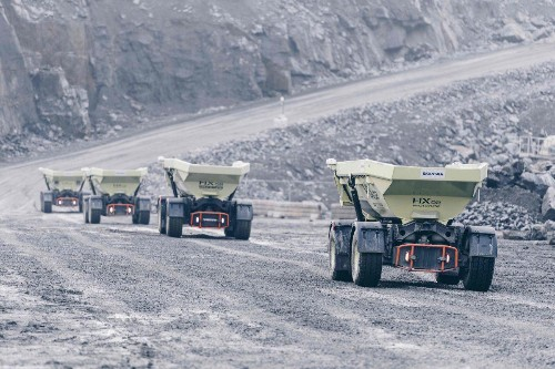 Together In Electric Dreams: How Carbon Emissions Have Been Slashed At Quarry