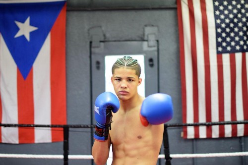 Top Rank May Have Just Signed The Next Great Puerto Rican Boxing Superstar