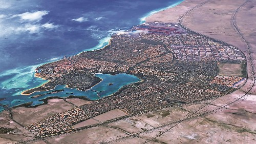 Saudia Arabia: Home Of One Of the World's Largest Planned Smart Home Cities?