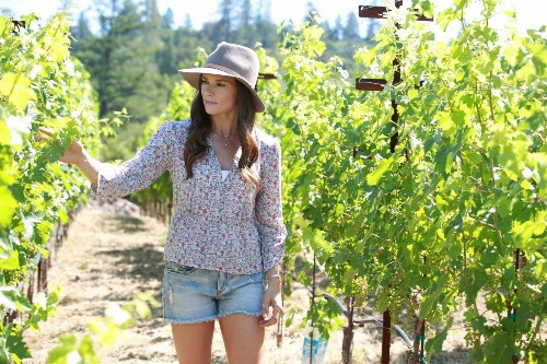 From Finish Line To Grape Vine: Danica Patrick's Journey To Napa Valley Winemaking