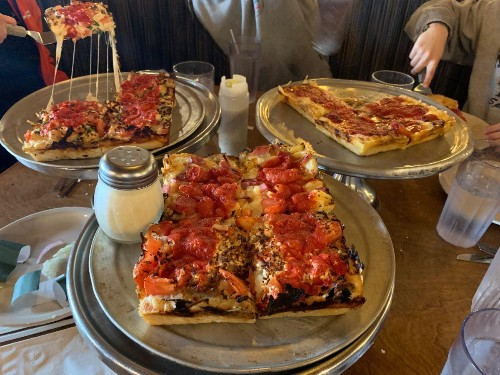 Why It's Hip To Be Square: Detroit-Style Pizza