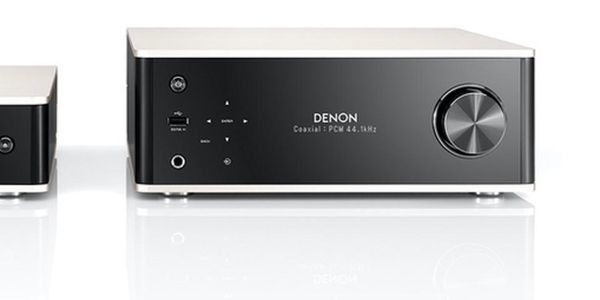 Denon's New Network Amplifier Is Ideal For Audiophiles Moving To Digital Music