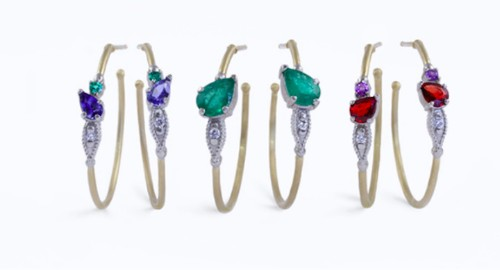 Holiday Gift Guide 2018: The Best Colored Gemstone Jewelry