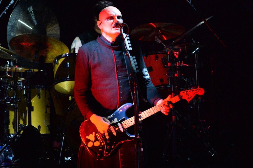 Sunday Conversation: Billy Corgan On The Pumpkins' New Album: 'There Is Hope And Everything's Totally F**ked'