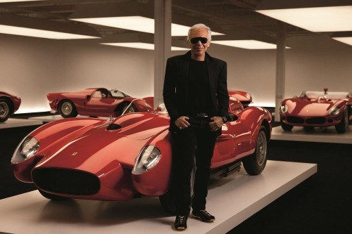 Ralph Lauren's Classic Car Collection: Art You Can Drive