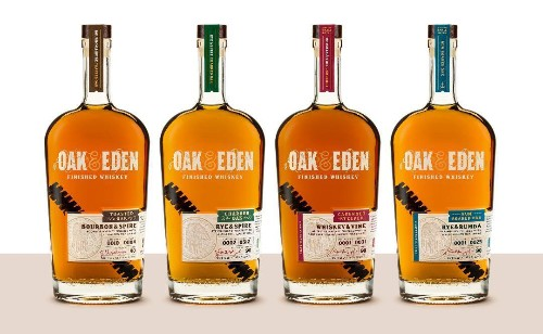 Oak & Eden: A Craft Producer Pushs The Boundaries Of Whiskey Innovation