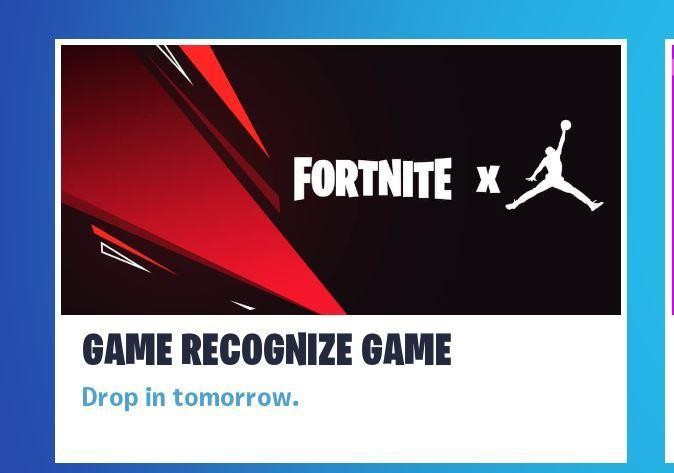 'Game Recognizes Game': Fortnite Is Getting A Basketball Event And A Possible Michael Jordan Skin