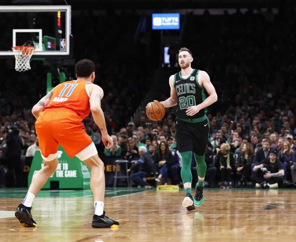 The Boston Celtics Make Lateral Moves After Gordon Hayward's Surprising Departure