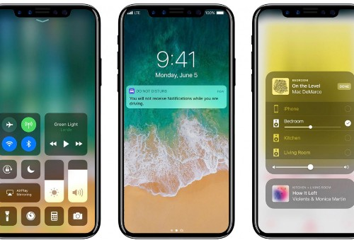 Apple Leak Shows iPhone 8 Is Massive