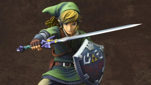 Link From 'Skyward Sword' Gets An Amazing New Statue This November