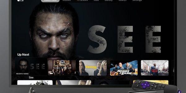 Apple TV App Arrives On Roku