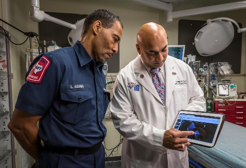 Saving Lives Through Tablet-Based Ultrasound Technology