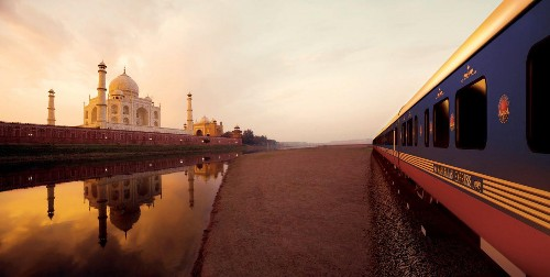 Why A Luxury Train Is The Best Way To Travel In India