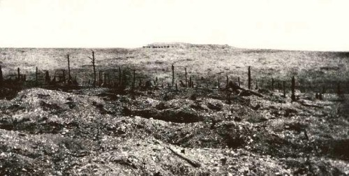 How WWI Bombs Shattered Bedrock And Changed Geological History