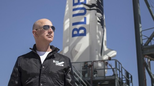 Jeff Bezos And Elon Musk Throw Down On Twitter