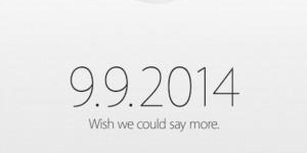 Apple Announces Sept. 9 Event: 'Wish We Could Say More'