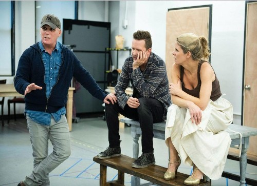 Two Blockbuster Hits This Broadway Season For Director Scott Ellis