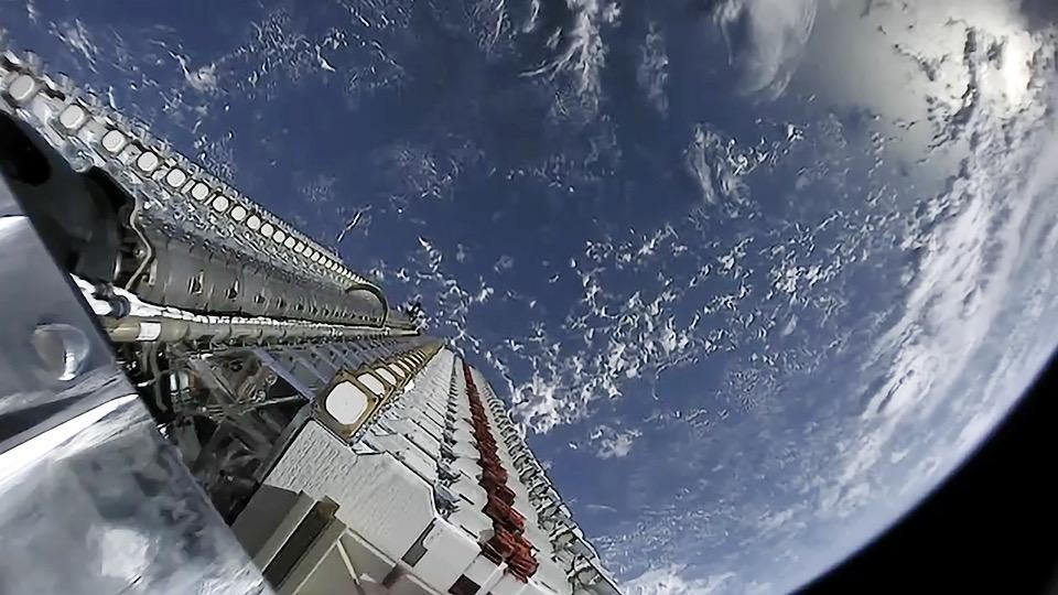 'Not Good Enough' - SpaceX Reveals That 5% Of Its Starlink Satellites Have Failed In Orbit So Far