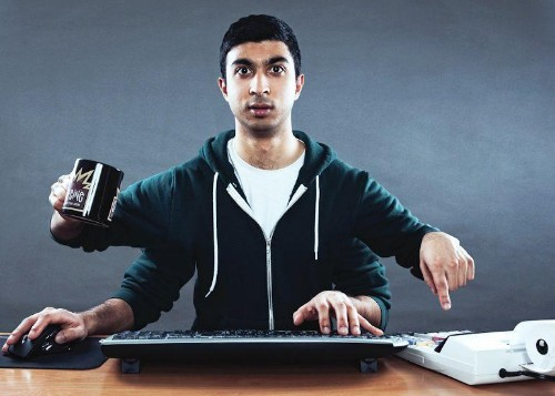 5 Ways To Go From Multitasking Muddle To Model Of Efficiency
