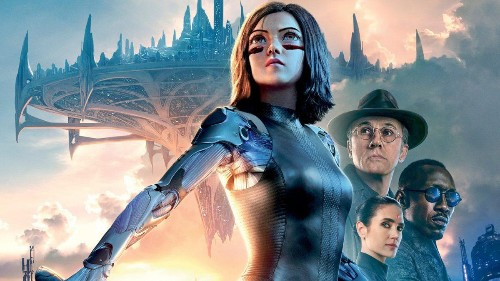 'Alita: Battle Angel' Tops Box Office With A Promising $42 Million Weekend