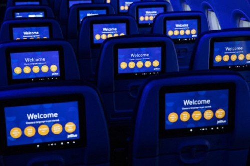 JetBlue Gets Cabin Fever With All-New Airbus A320 Interior