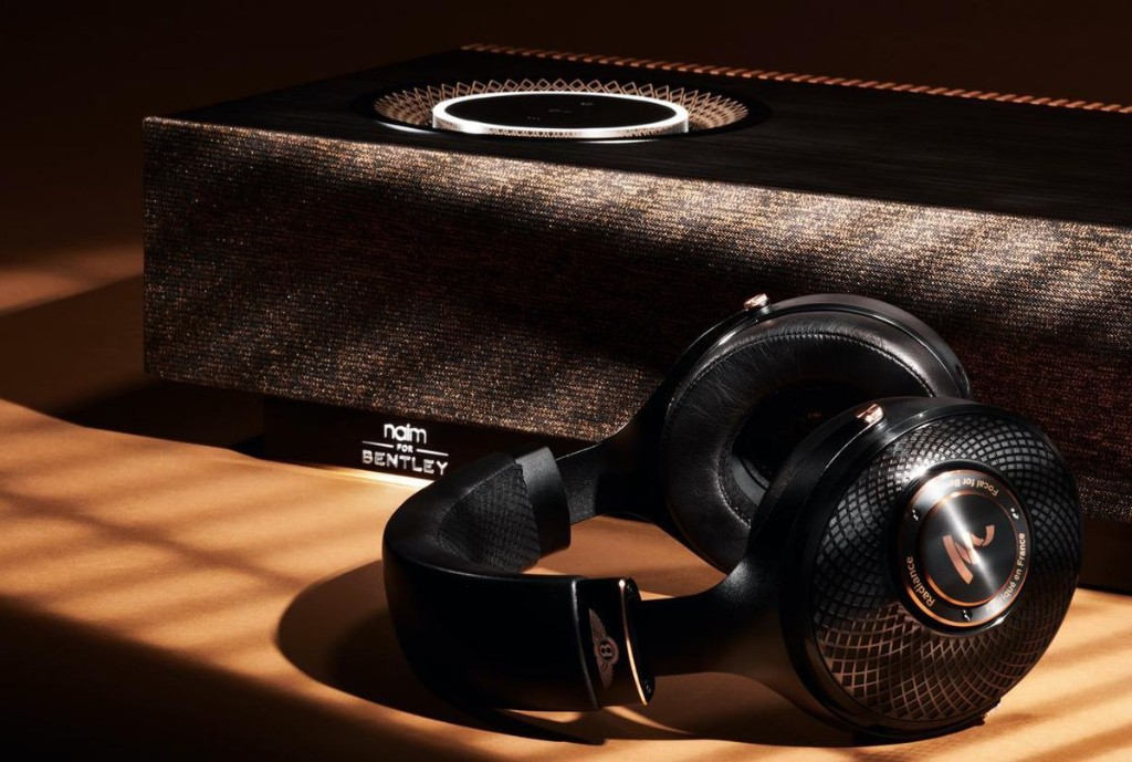 Bentley, Naim And Focal Come Together To Create Two New Luxury Audio Products