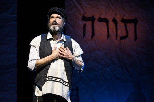 A Groundbreaking Fiddler On The Roof Performed In Yiddish