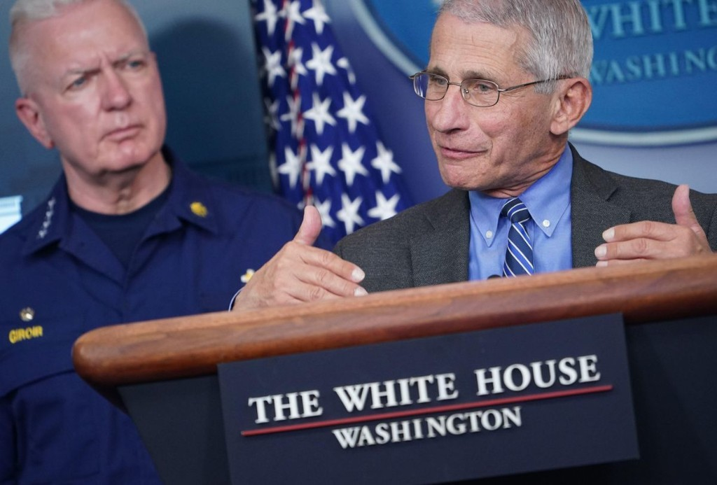 U.S. Testing Czar: Fauci Doesn't 'Have The Whole National Interest In Mind'