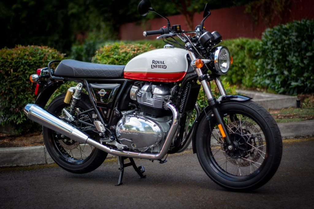 Simple Pleasures For Trying Times: 2020 Royal Enfield INT650 Motorcycle Review