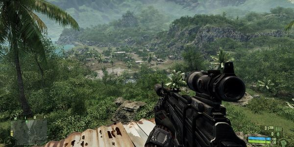 The 'Crysis' Video Games Are Now Backwards Compatible On Xbox One