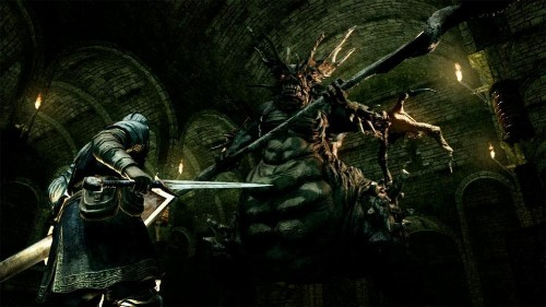 Twitch Will Never Beat 'Dark Souls,' But The Attempt Is A Glorious Trainwreck