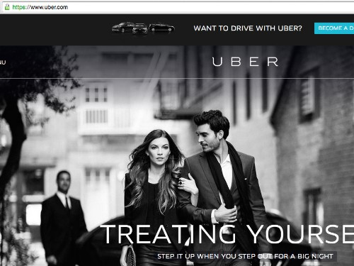 Uber Suffers Data Breach Affecting 50,000