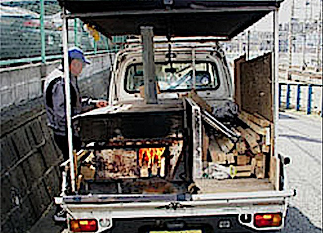 These Japanese Hot Potato Trucks Are Delicious But Could Be Deadly