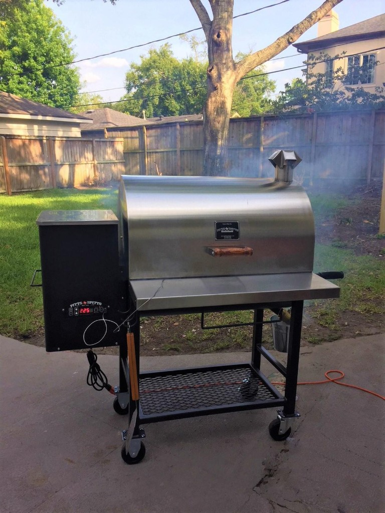Pitts & Spitts Infuses Texas Heritage Into Its Pellet Grills