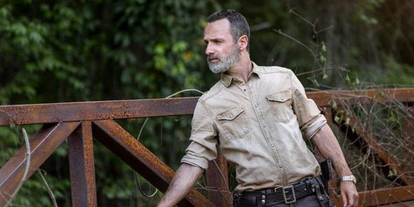 The Walking Dead's Angela Kang Miracle Is That I Don't Miss Rick Grimes