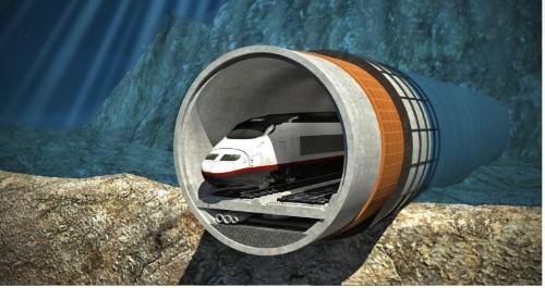 This Is The €15 Billion Tunnel Connecting Helsinki To Tallinn