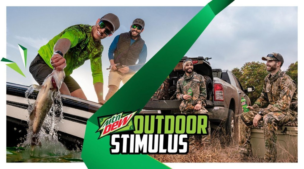 Mountain Dew Will Pay For Your Hunting Or Fishing License In New Outdoors Promotion