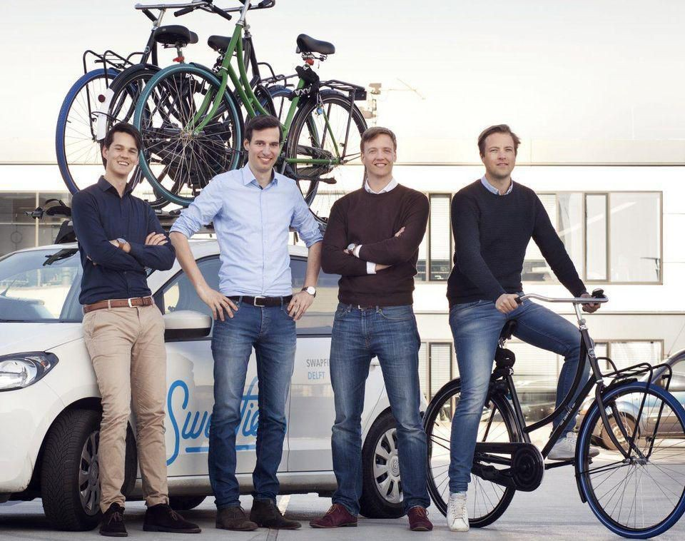 Netflix Of Bikes Swapfiets Expands From Netherlands To London, Milan And Paris