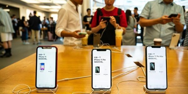 iPhone 11 Launch Fails To Pull Usual Crowds To Apple Stores In China