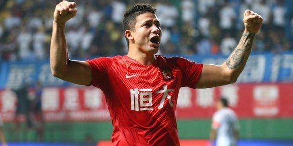 Qatar 2022 Or Bust: China Call Up Brazilian Striker Elkeson