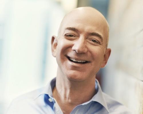 Jeff Bezos Sells 1% Of His Amazon Stake For $671 Million