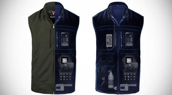 SCOTTeVEST: How To Foil Pickpockets and Airline Carry-On Rules