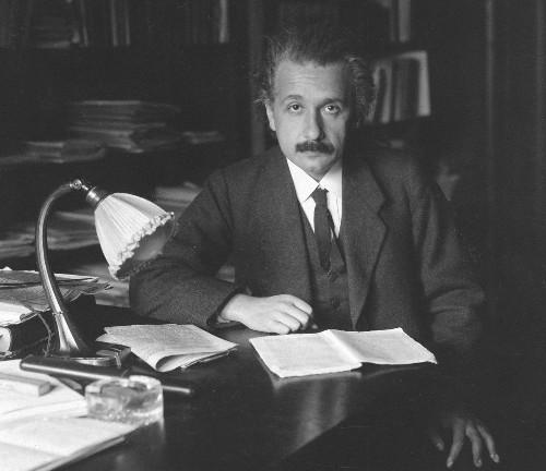 The Four Biggest Mistakes Of Einstein's Scientific Life