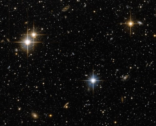 The Most Astounding Picture Of Stars Beyond Our Galaxy