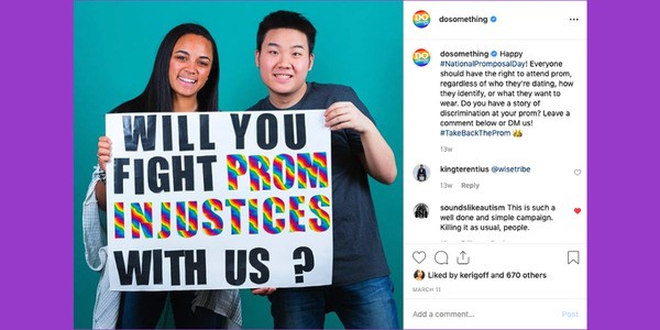 High Schoolers Unite To Fight Prom Discrimination In 50 States