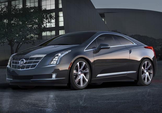 1. Cadillac ELR